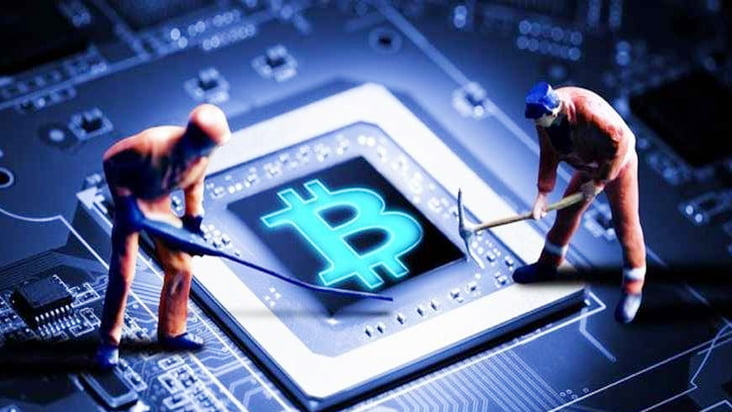 Độ khó đào Bitcoin vừa có mức giảm lớn thứ 2 trong lịch sử