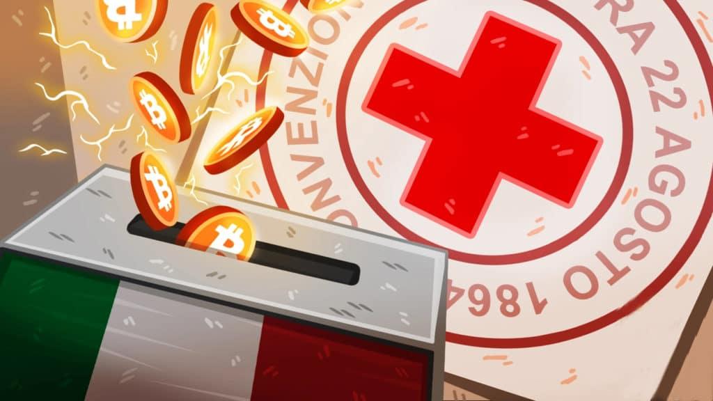 Hội Chữ thập đó nhận quyên góp bằng Bitcoin để chống Covid-19