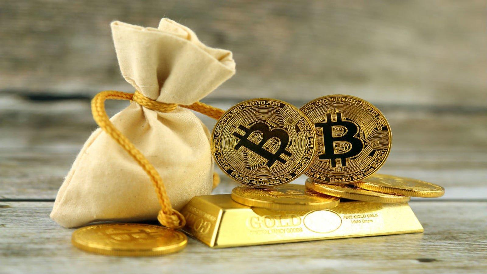 Giá Bitcoin ngày 23/3: Song kiếm hợp bích cùng vàng