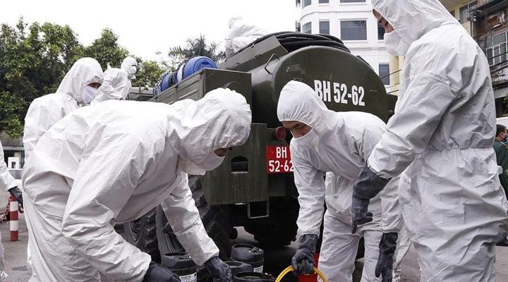 Covid-19 ngày 23/03: Việt Nam tăng 7 lên 113 ca nhiễm
