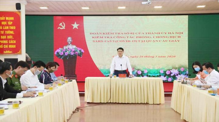 """Covid-19 ngày 26/03: Hà Nội công bố """"ổ dịch"""" mới – Bệnh viện Bạch Mai"""