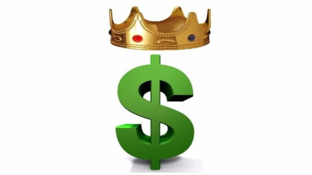 USD vững ngôi vương