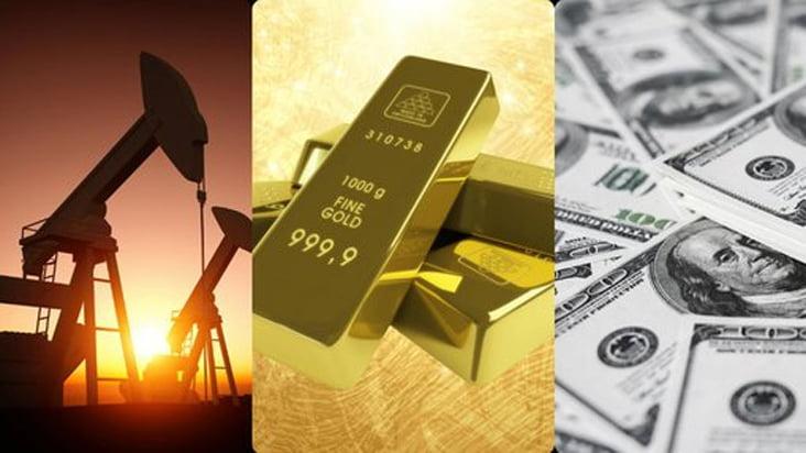 Giá vàng ngày 31/3: Thị trường bên ngoài chống lại vàng