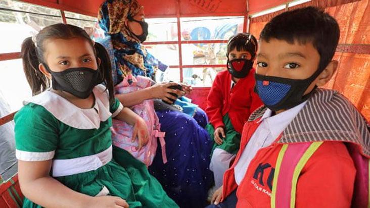 Tổ chức Y tế Thế giới (WHO) ngày 2/4 đã nhắc lại cảnh báo rằng, trẻ em cũng có thể nhiễm SARS-CoV-2.