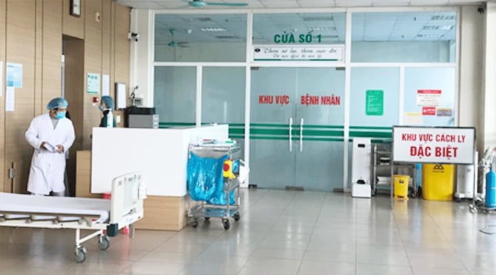 Covid-19 ngày 06/04: Số ca nhiễm Covid-19 lên 245