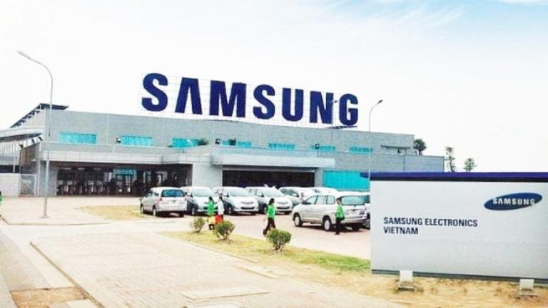 106 người 'tiếp xúc gần' với công nhân Samsung mắc Covid-19