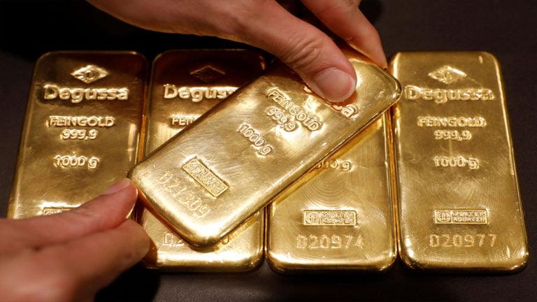 Giá vàng ngày 29/4: Tâm lý lạc quan rục rịch ra khỏi vàng trú ẩn