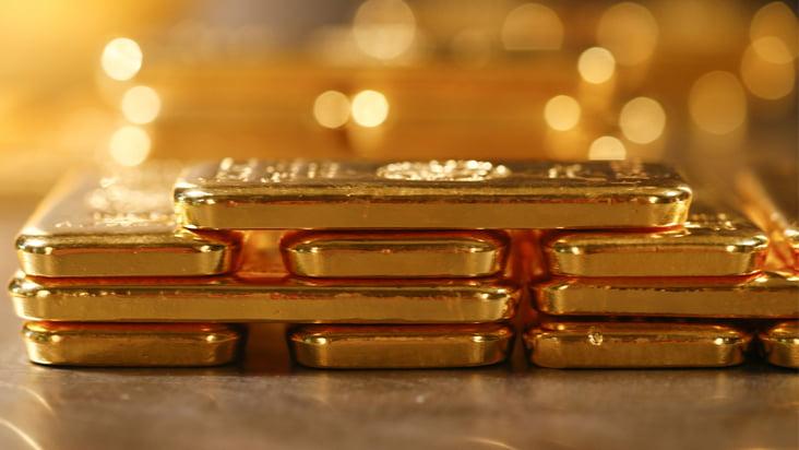 Giá vàng ngày 9/4: Lượng vàng tại các quỹ ETF tăng cao lịch sử