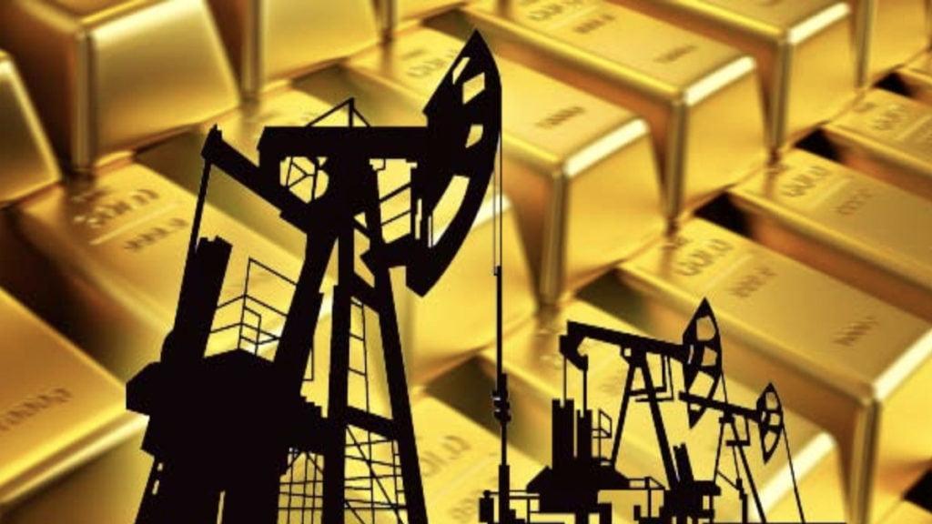 Giá vàng ngày 21/4: Nhu cầu vàng tăng cao khi giá dầu về âm
