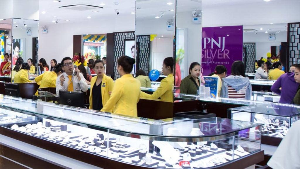 Cổ phiếu PNJ được MBS khuyến nghị mua ở mức giá mục tiêu 83.000 đồng/CP