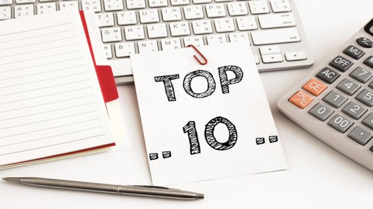 Top 10 cổ phiếu biến động mạnh nhất tuần 20-24/4