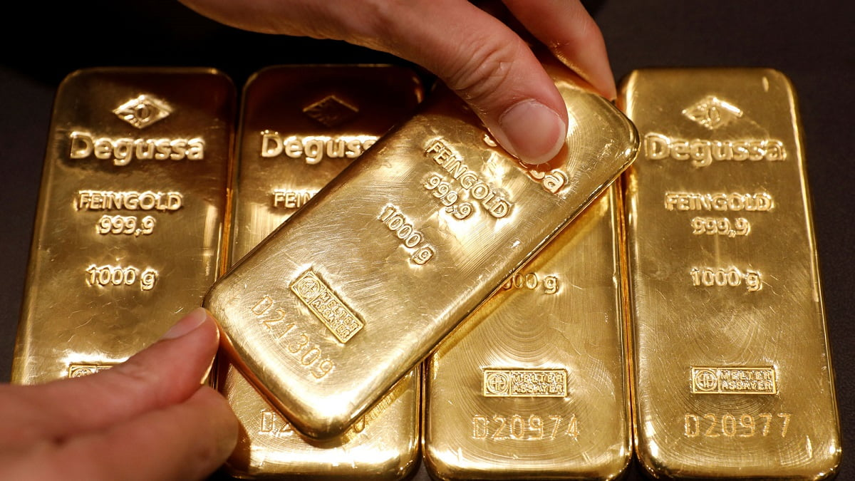 Giá vàng ngày 27/8: Tăng vọt khi nhiều nhà đầu tư đổ xô mua vào