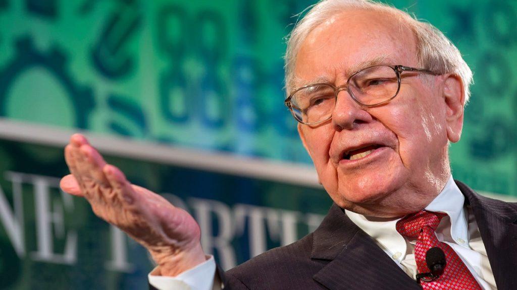 Warren Buffett cũng không thể ngồi im trước cơn sốt giá vàng