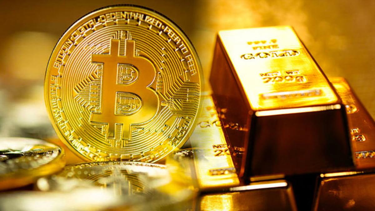 Bitcoin tăng giá nhanh gấp 3 chứng khoán, gấp 5 lần vàng trong tháng 4