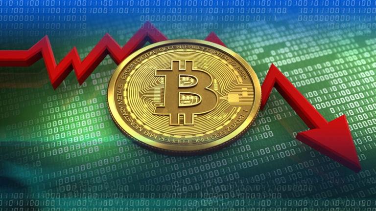 Thị trường rực lửa với tốc độ cao, Bitcoin lao dốc