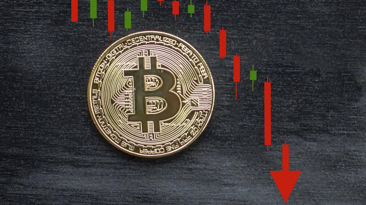 Thị trường tiền ảo đỏ lửa, Bitcoin liên tục rơi ngày đầu tuần