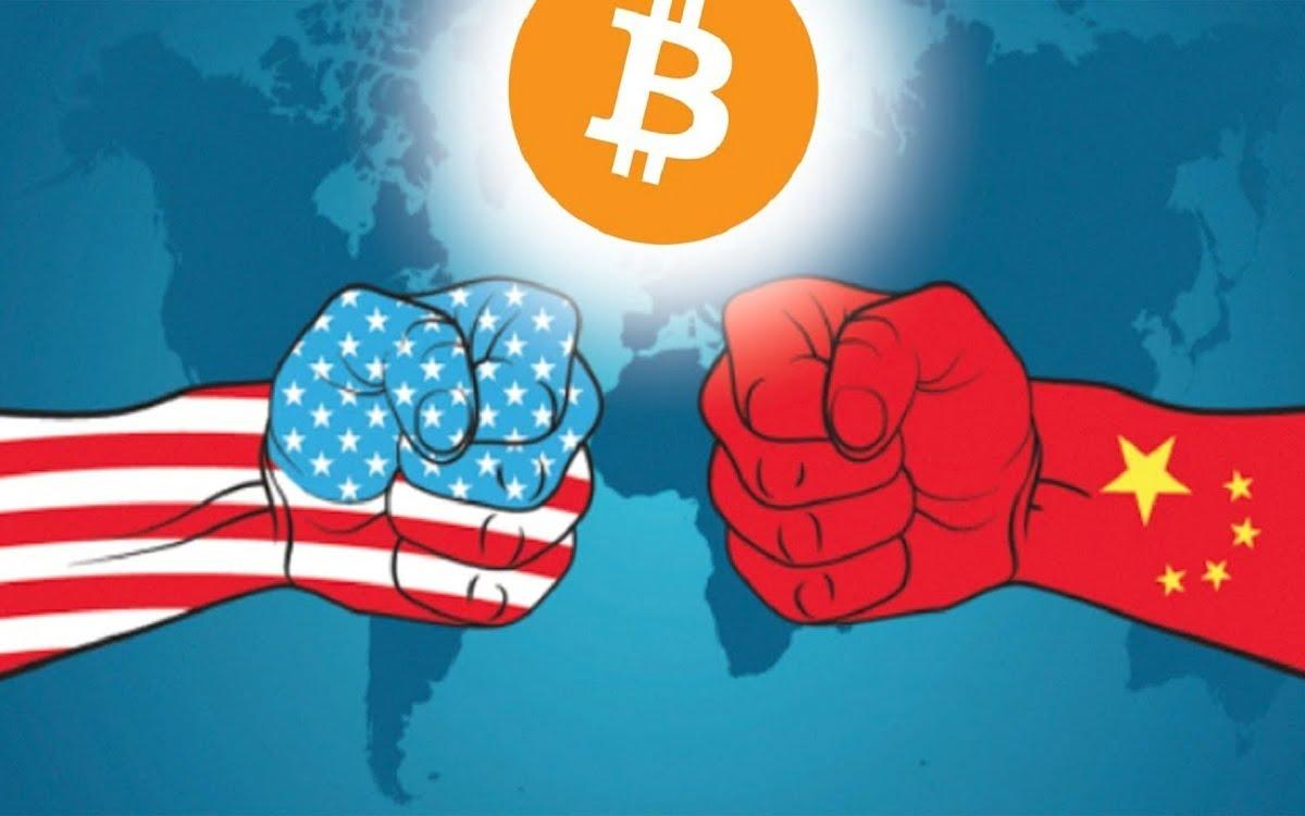 Kỳ vọng tiền ảo tăng trưởng sau căng thẳng Mỹ – Trung mới nhất