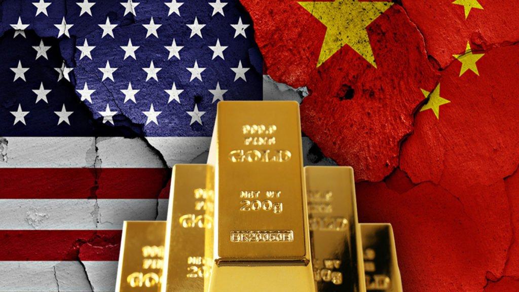 Giá vàng ngày 5/5: Cầu về vàng tăng mạnh nhờ căng thẳng Mỹ - Trung