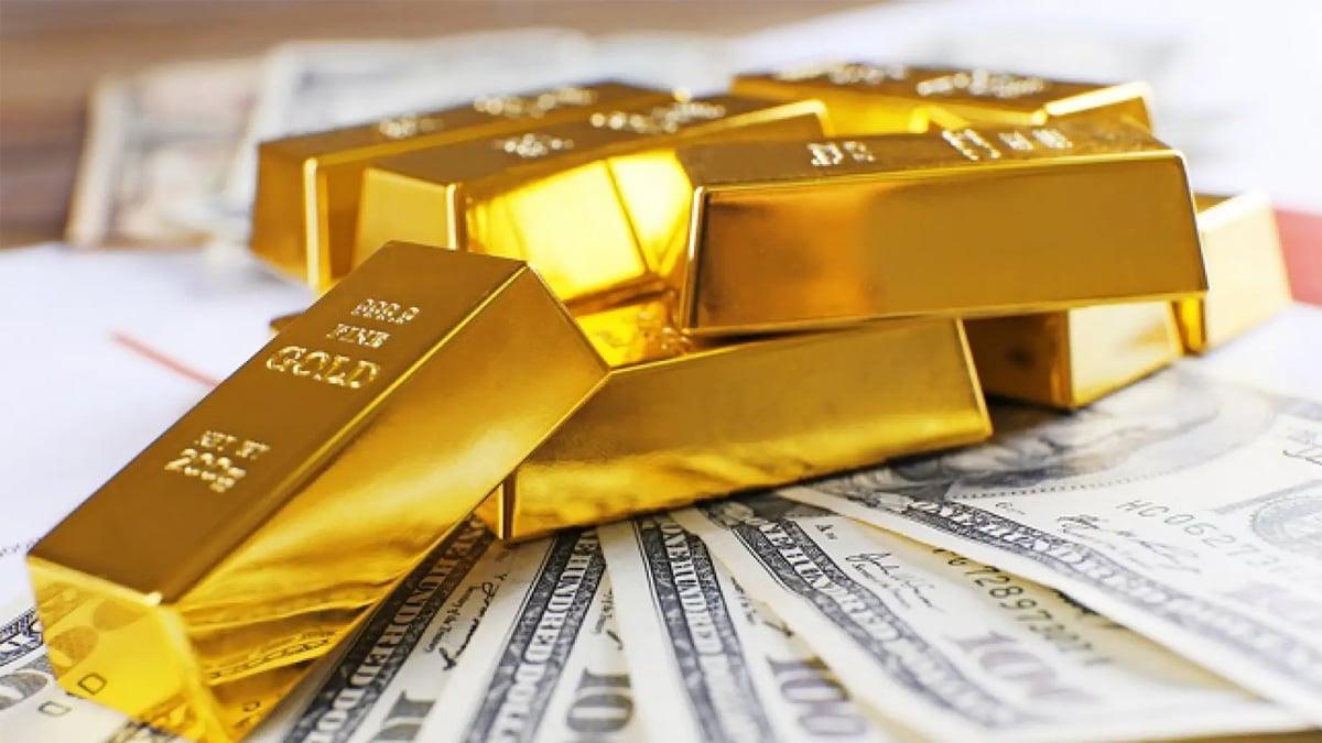 Giá vàng ngày 7/5: Giảm mạnh dưới áp lực từ dầu thô và đô la