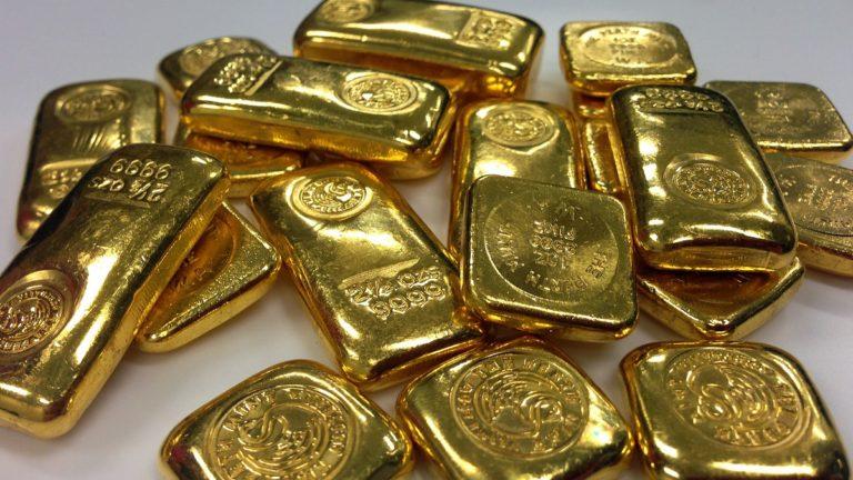 Giá vàng ngày 11/9: Đà tăng bị kìm hãm bởi đồng USD
