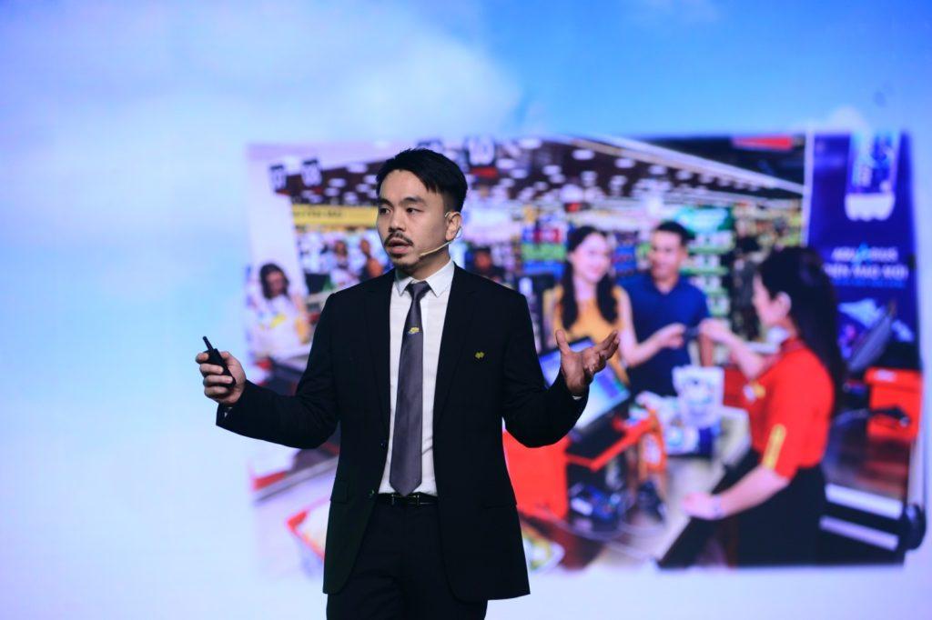 Mục tiêu 10 tỷ USD và lời giải CrownX của Masan Group