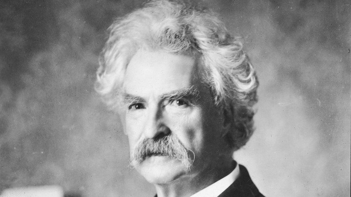 Bài học từ thất bại của nhà văn Mark Twain trên thị trường chứng khoán