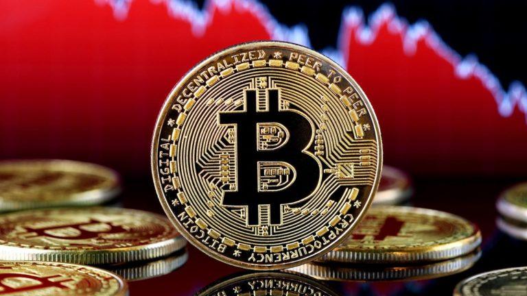 Thị trường tiền ảo lao dốc, Bitcoin rơi đáy