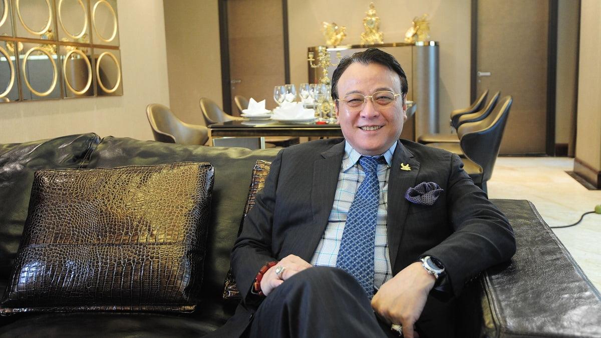 Những chuyện 'khóc dở mếu dở' của chủ tịch Tân Hoàng Minh