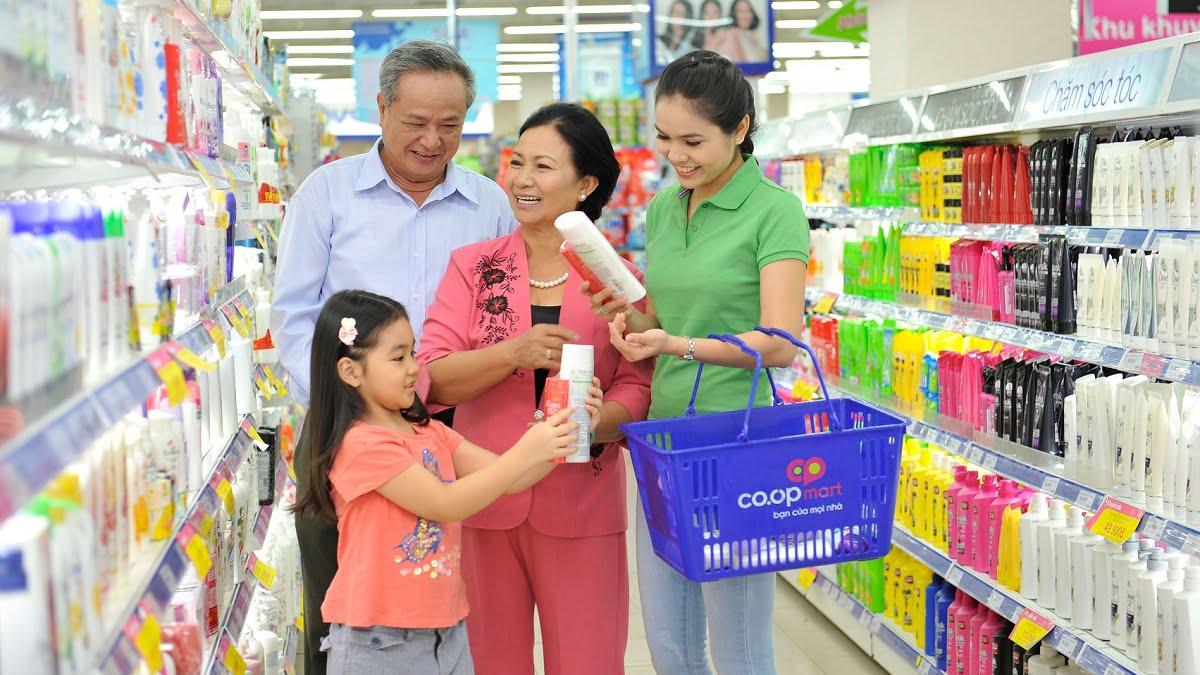 Ai giữ ngôi vương mảng siêu thị và đại siêu thị tại Việt Nam?