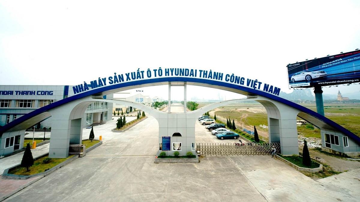 Hyundai Thành Công lãi kỷ lục 4.200 tỷ đồng