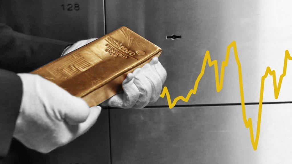 Giá vàng ngày 14/7: Nhiều yếu tố giữ chặt vàng ở đỉnh 9 năm