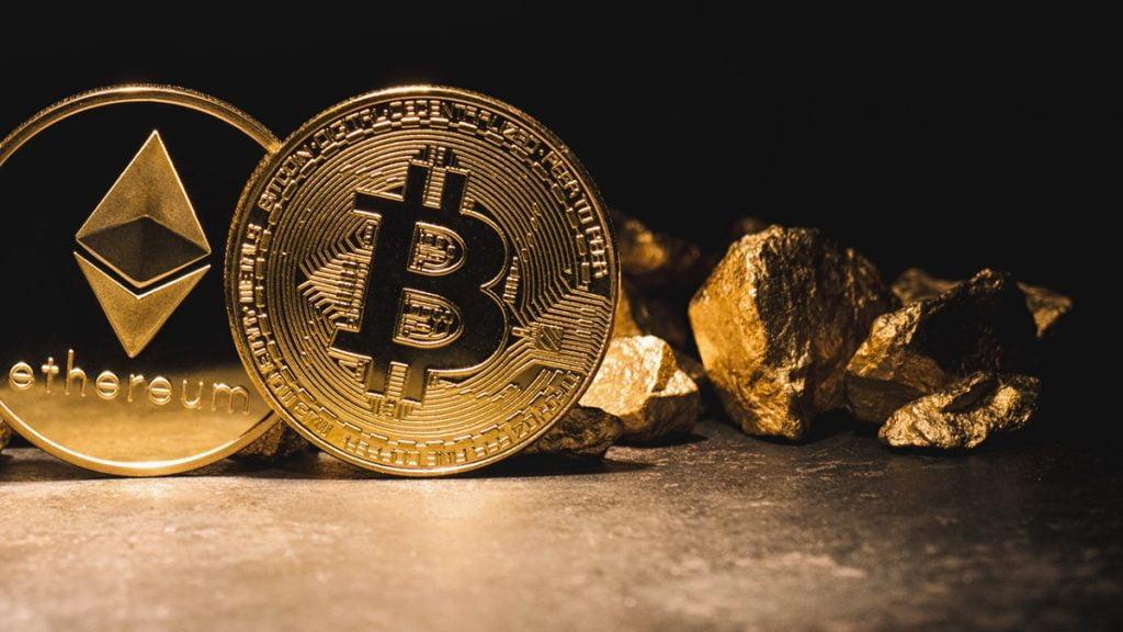 Thị trường tiền ảo tăng mạnh đầu tuần, Bitcoin và Ethereum 'bật nhảy'