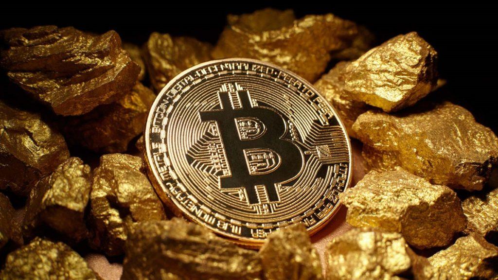 Thị trường tăng trưởng dù ngập sắc đỏ, Bitcoin mắc kẹt