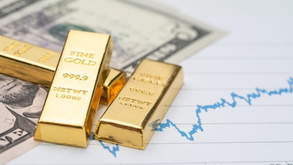 Thông điệp ẩn sau đà tăng liên tục của giá vàng