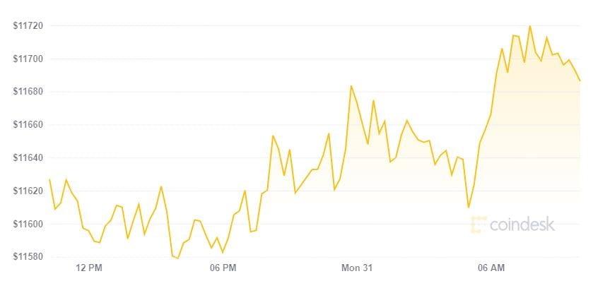 Thị trường tiền kỹ thuật số kết thúc tháng trong sắc xanh