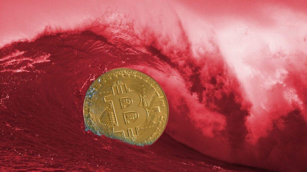 Thị trường tiền ảo rơi nhanh, Bitcoin quay đầu sau khi thiết lập đỉnh năm