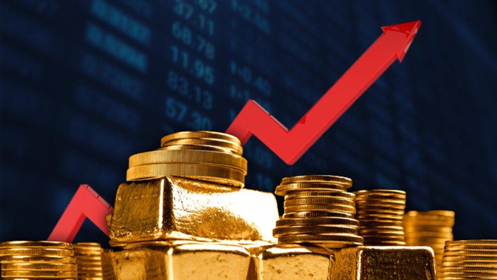 Giá vàng ngày 7/8: Tăng tiếp và đỉnh còn xa