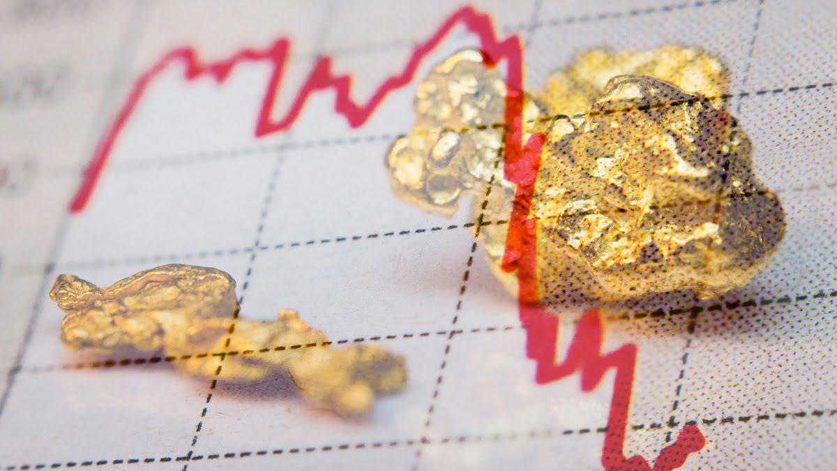 Giá vàng ngày 12/8: Rơi xuống dưới mốc 1.900 USD/ounce