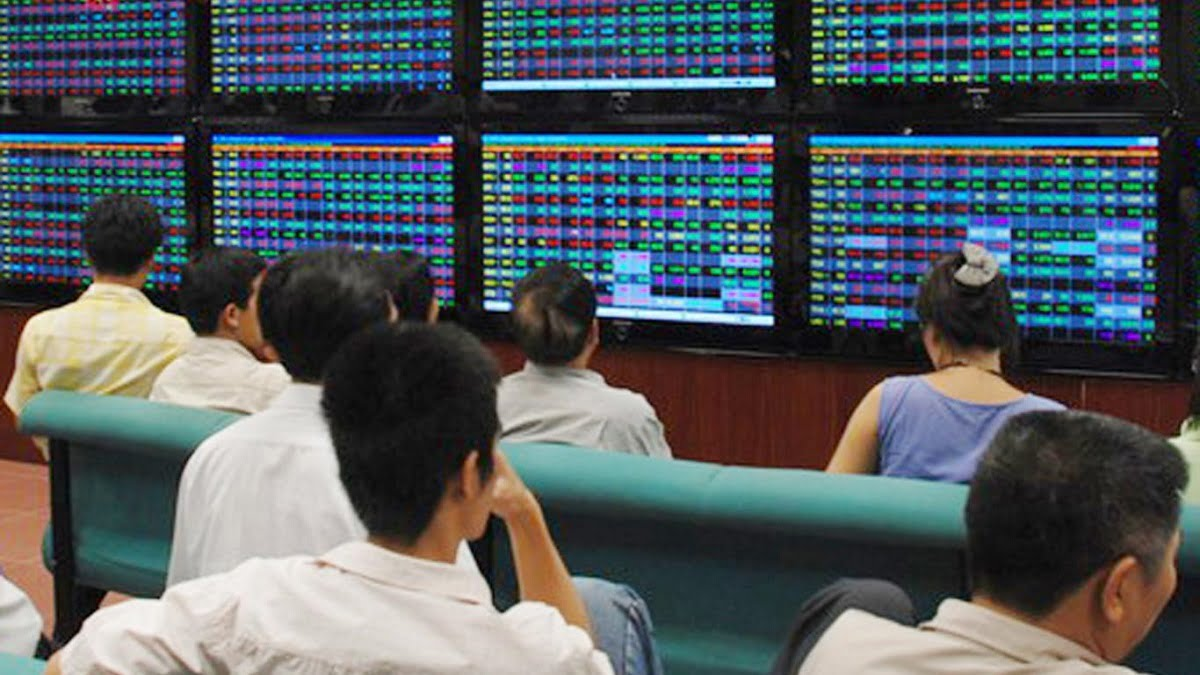 Dòng tiền trên thị trường chứng khoán phân hóa mạnh