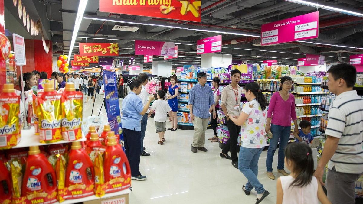 Covid-19 đẩy ngành hàng tiêu dùng nhanh tăng trưởng đột biến