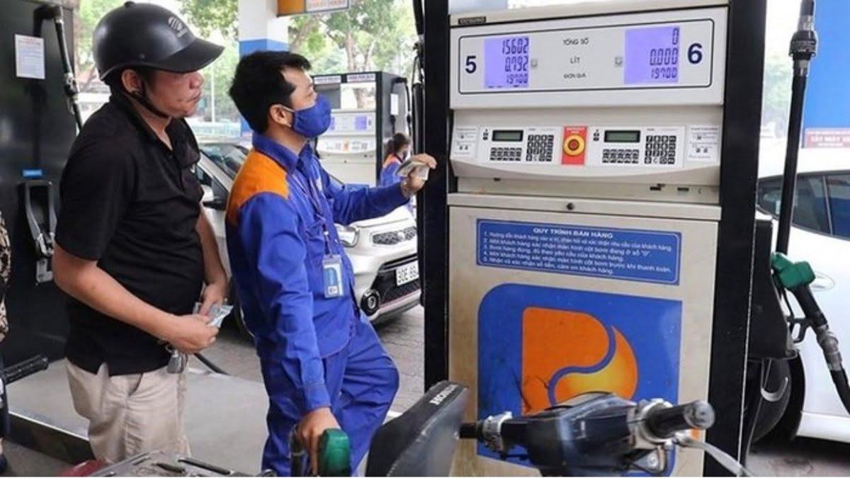 Giá xăng dầu giảm trở lại từ chiều ngày 11/9