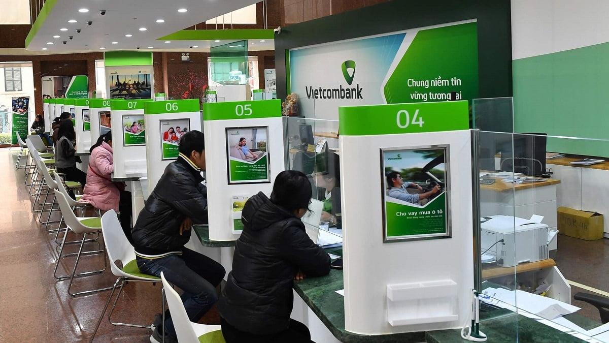 Lợi nhuận Vietcombank có thể giảm sâu trong nửa cuối năm 2020