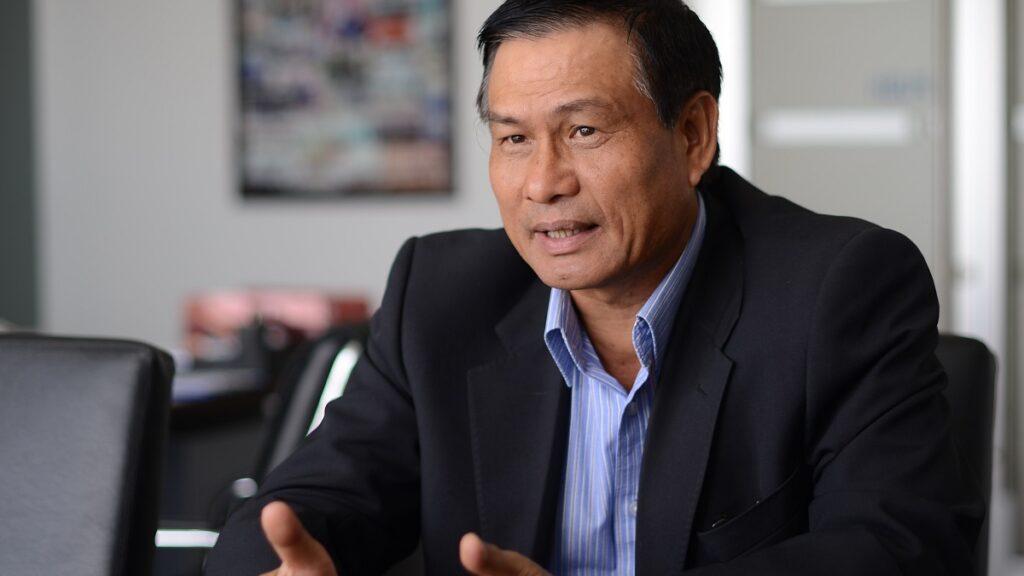 Ông Nguyễn Bá Dương rời Coteccons