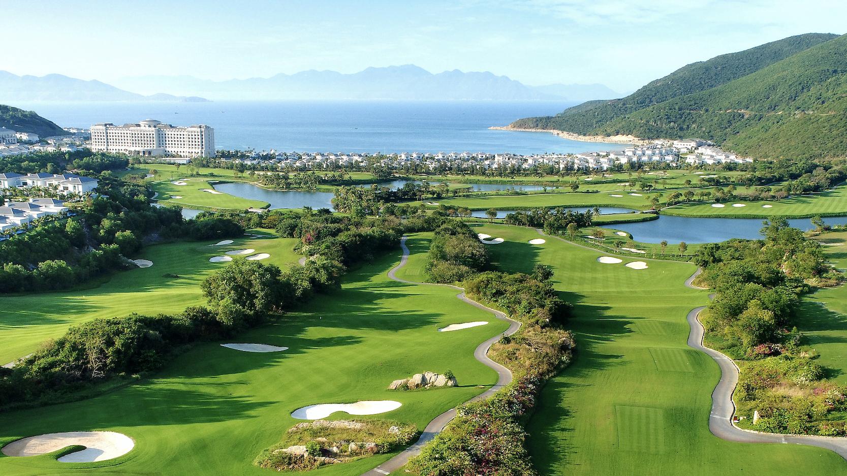 Những sân golf lớn nhất Việt Nam
