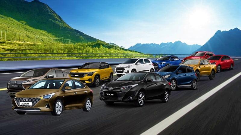 Cuộc đua doanh số ô tô năm 2021: Chặng tháng 5